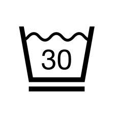 praní 30 šetrné