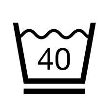 praní v pračce 40 šetrné