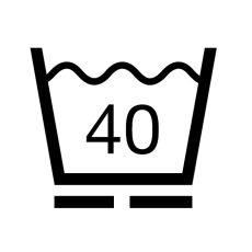 praní v pračce 40 velmi šetrné