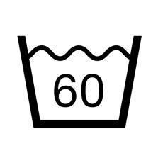 praní v pračce 60