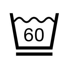 praní v pračce 60 šetrné