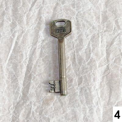 starodávné klíče na ozdobu