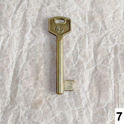 starodávné klíče na dekorace