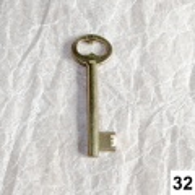 ozdobné klíče