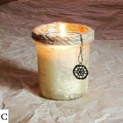 handmade svícen