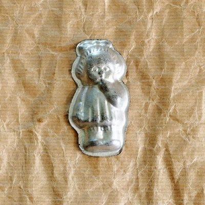 vintage formička děťátko