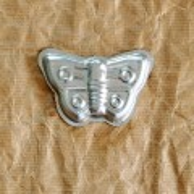 staré formičky motýl