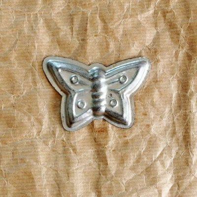 stará formička motýl