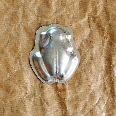 formička žabka vintage