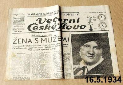 staré noviny