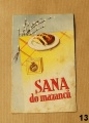stará reklama margarin