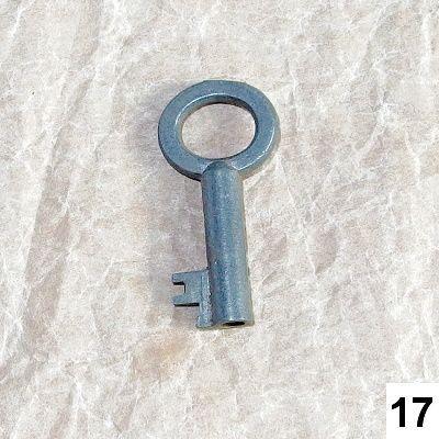 starodávné klíče