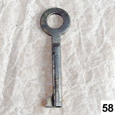staré kovové klíče vintage