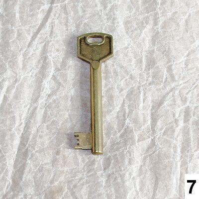 vintage klíče ke zdobení