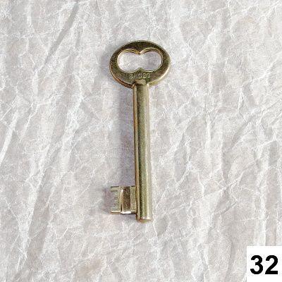 klíče k dekoraci