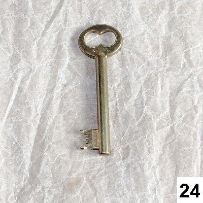 klíče materiál ke zdobení