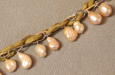náramek perly