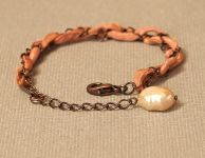 náramek sladkovodní perla