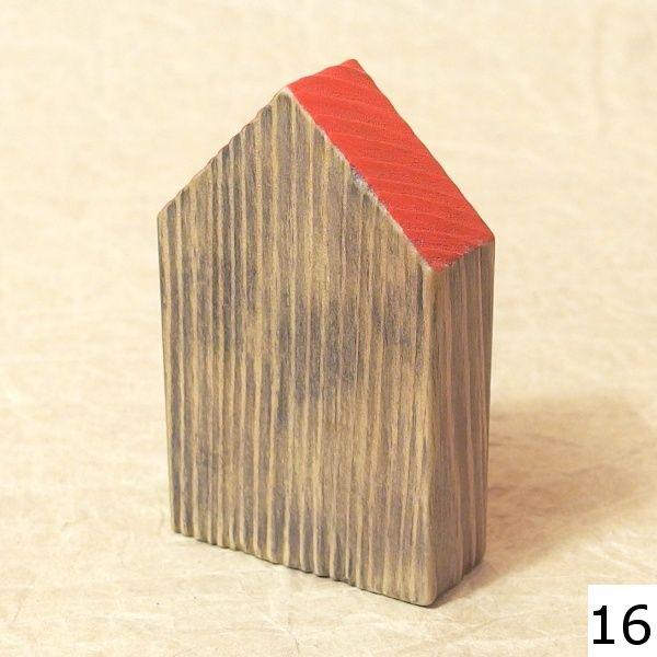 dekorace dřevěný domeček